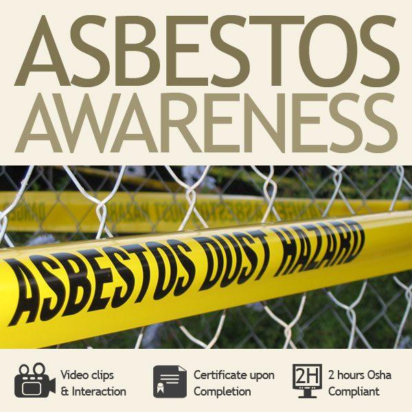 Two Hour Asbestos Awareness Training