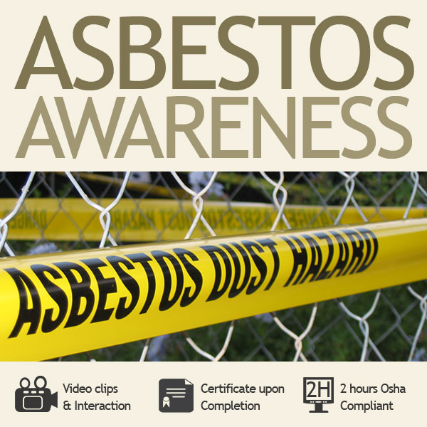 Two Hour Asbestos Awareness Training