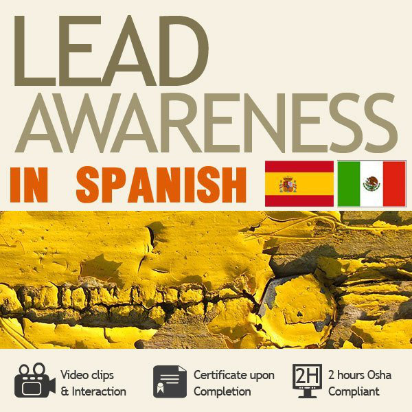 Lead Awareness Training Course in Spanish